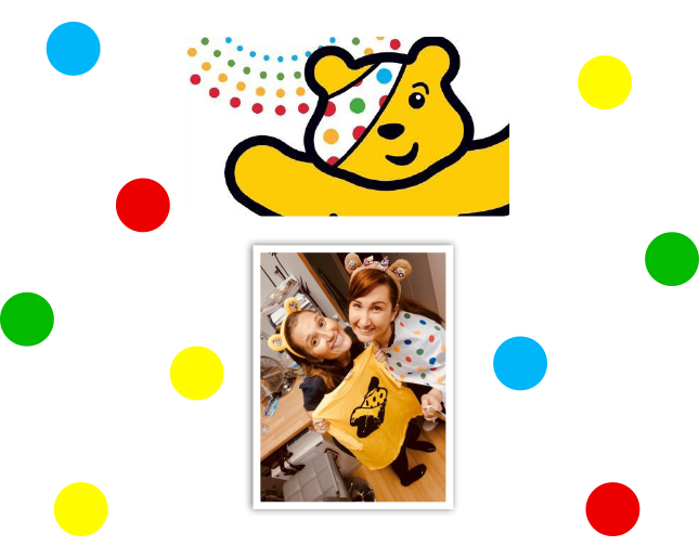 Children in Need November 2018